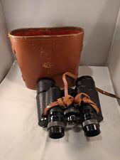 Vtg Fuji 7x50 Coated Binoculars w/Case, Estate Item