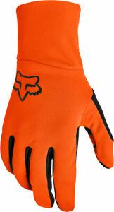 NEW Fox Racing Ranger Fire Gloves - Fluorescent Orange Full Finger Large
