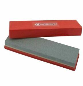 Oilstone Whetstone Sharpening Tool Wet Oil Stone Fine Medium Knife Blade Chisel