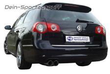 Fox Sportauspuff VW Passat 3C inkl. CC 2.0 TDI 2x90 schräg mit Abs.