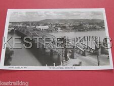 Plume Motor Oil Sign on Victoria Bridge Brisbane Queensland Australia Postcard