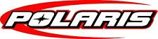 "Polaris swoosh snowmobile sticker decal 22"" red"