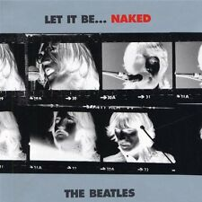 THE BEATLES - LET IT BE....NAKED: 2CD ALBUM SET (2003)