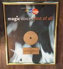 Olympia Gold Award - Goldene Schallplatte Olympische Spiele Sydney 2000 ARD EDEL