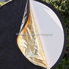 NEEWER 80cm/32in 5-in-1 Reflector - TRANSLUCENT WHITE GOLD SILVER BLACK - NEW