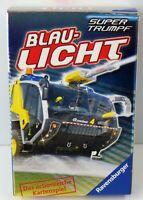 Ravensburger Blaulicht Super Trumpf - Kartenspiel