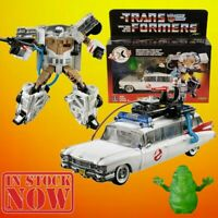 NEW Transformers Hasbro Ghostbusters 35th Ectotron ECTO-1 Exclusive  *IN-STOCK