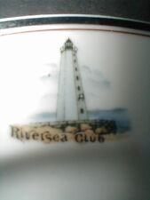 Syracuse Riversea Club Old Saybrook Fenwick Connecticut Restaurant Ware Plate