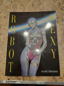 Libro Robot Sexy Hajime Sorayama