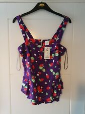 Ladies Top Size 12 Bnwt
