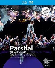 Parsifal Dutch National Opera (Fischer) [Bluray] [DVD]