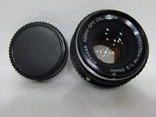 SMC Pentax-M 1:2 50 mm obiettivo