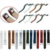 Leather Wrist Band Strap Watch Bracelet Replacement For Fitbit Alta/Alta HR