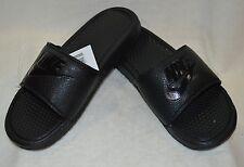 Nike Benassi Men US 11 Black Slides Sandal Pre Owned UK 10 3566