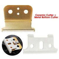 2pcs Replace Ceramic Cutter Blade T-outliner Replace Blade For Electric Shear