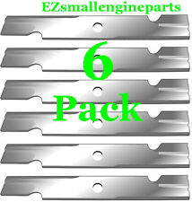 6 Pack of Blades for Exmark Hi Lift 103-6402, 355-291, 109-6873-03, 11495, USA