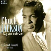 CHUCK JACKSON Big New York Soul -Wand Rec NEW & SEALED 60s SOUL CD Northern KENT