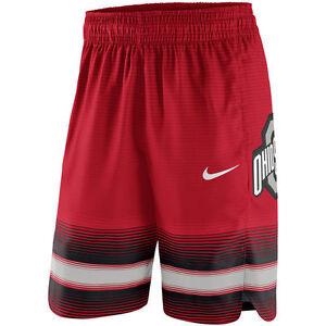 Nike Ohio State Buckeyes Hyper Elite Authentic Shorts 00033227X0SB Sz S-XL $80