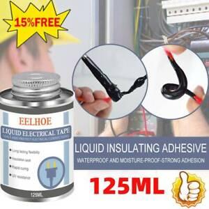 Liquid Insulation Electrical Tape Tube Paste Waterproof Anti-UV-Fast Dry 125ML