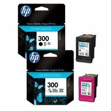 Cartuccia HP 300 nero e colore dual pack originale