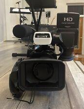 Sony Professional Video Camera Hxr Mc2500 Full Hd 1920x180