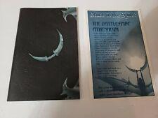 Battlespire: An Elder Scrolls Legend  Manual and insert Only