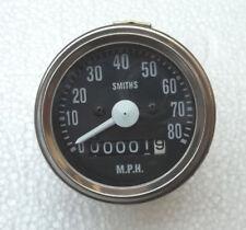 TRIUMPH T20 CUB Speedometer Chrome Lünette