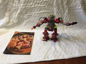 Lego 7314:  Life on Mars Recon Mech