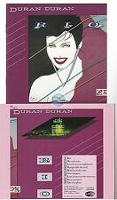 DURAN DURAN rio CD ALBUM orig press WEST GERMANY CDP 7 45003 2