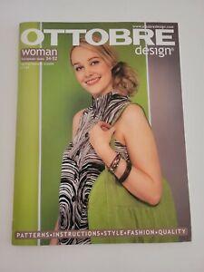 Ottobre Design Woman European size 34-52 Spring/Summer 2/2009