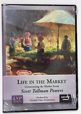 Life in the Market, by Scott T. Powers - Art Instruction DVD