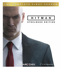 Square Enix Hitman The Complete First Season, PS4, Steelbook Edition