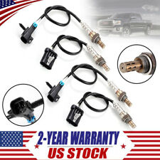 4X O2 Oxygen Sensor 4-wire for 1999-2002 Chevrolet Silverado 1500 4.3L 4.8L NEW