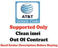 ATT UNLOCK CODE LG NITRO HD P930 THRILL P925 THRIVE P506 PHOENIX 2 P505 K371 k10