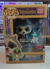 Neues AngebotFunko Pop - Meeko mit Flit - Pocahontas - Disney - Earth Day 2020 Exclusive