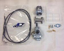 Honda Ruckus 20mm Carb Kit Complete Metro NPS50 Big Carburetor 50cc JC Racing