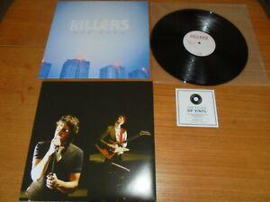 The Killers Hot fuss vinyl lp record