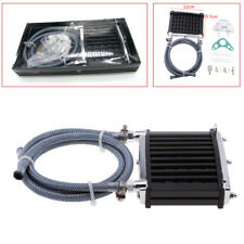 Universal Engine Oil Cooler Kit For Radiator 125cc 140 150cc Motorcycle Dirtbike