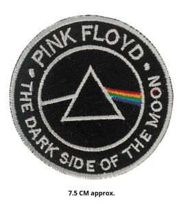 Pink Floyd Rock Music Embroidered Sew on Iron On Patch Badge Jeans jacket N-133