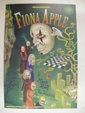 Fiona Apple Jurassic 5 HandBill Poster The Warfield