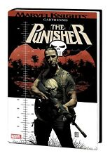 PUNISHER by GARTH ENNIS OMNIBUS HARDCOVER Marvel Comics 1136 PGS HC SRP $100