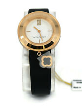 Van Cleef & Arpels Charms 18K Rose Gold Watch