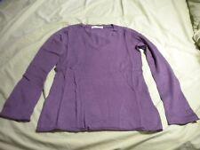 Women's Old Navy V-Neck  Sweater- NWOT- Medium- Dusty Purple