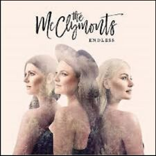 THE McCLYMONTS - ENDLESS CD ~ AUSTRALIAN COUNTRY *NEW*