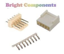 "5x 5-Way 2.54mm/0.1"" Kit Connettore PCB (Molex KK Stile) - 1st Class Post"