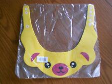 Baby Kid Toddler Bath Yellow Shower Shampoo Cap Hat Adjustable Wash Hair Shield