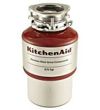 NEW KitchenAid 3/4HP Continuous Feed Food Waste Disposer Disposal KCDI075B
