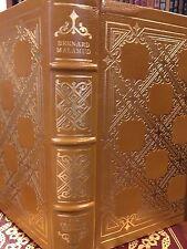 Franklin Library: Bernard Malamud: Jews in U.S.:The Magic Barrel: Idiots First