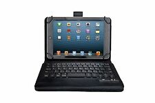"NEW Kyasi Wireless Universal Bluetooth Keyboard Case for 9-10"" Tablets Black"