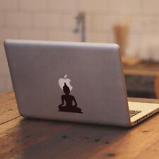 Gautama Buddha Buddhism for Apple Macbook Air Pro Laptop Car Vinyl Decal Sticker